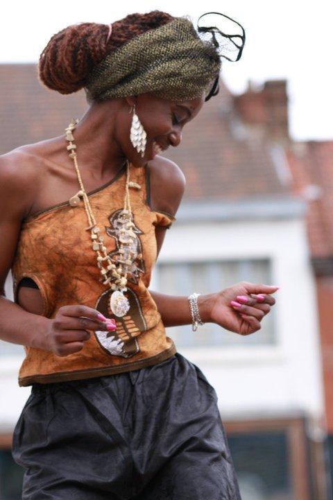 Défilé Afrique Sweet