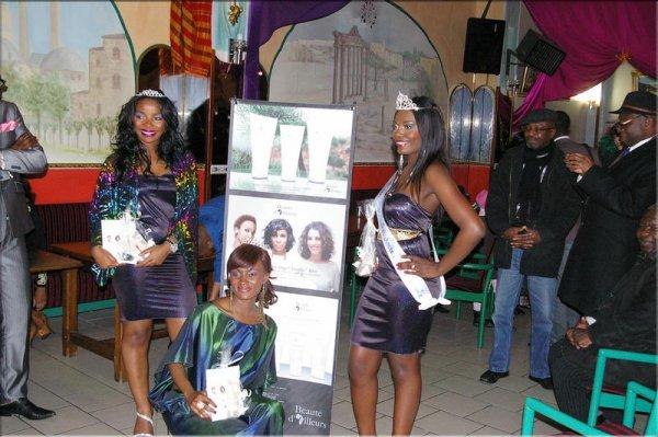 Miss Beauté Noire Lille Métropole 2011