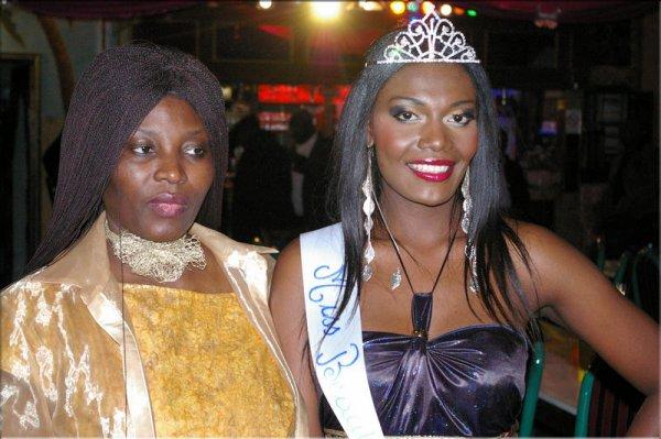 Caryna NDIATI, Miss Beauté Noire Lille Métropôle Europe 2011