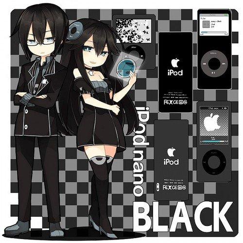 La suite avec Silver et Black ♥ | Quelle couleur préfères-tu? | ♪