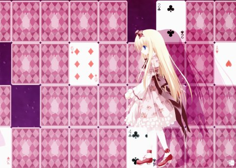 Alice In Wonderland (3)