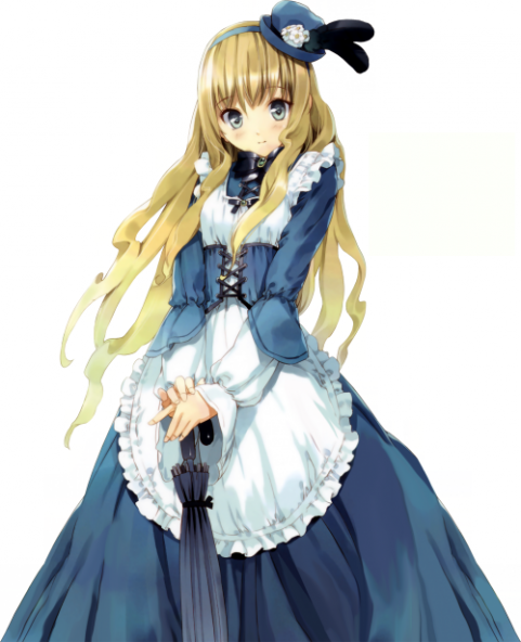 Alice In Wonderland (5) Fin