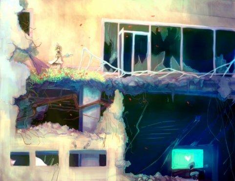 Code Geass / Images Neutres x5