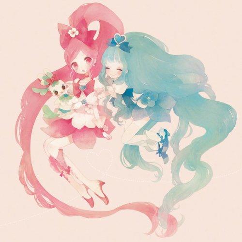 Suite Precure(?) + Umineko ♥
