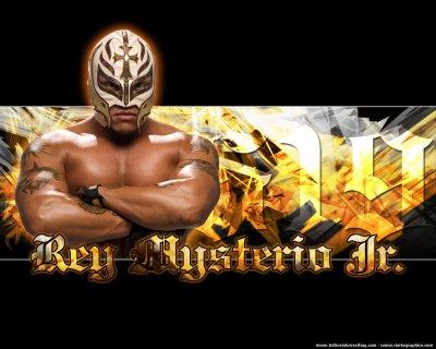 Bio de Rey Mysterio