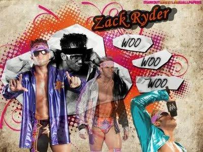 Bio de Zack Ryder