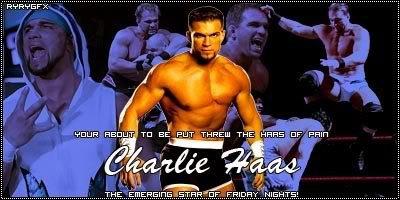 Bio de Charlie Haas