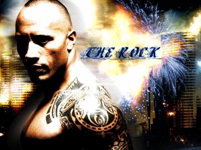 Bio de The ROCK