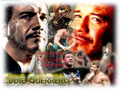 Bio de Eddie Guerrero