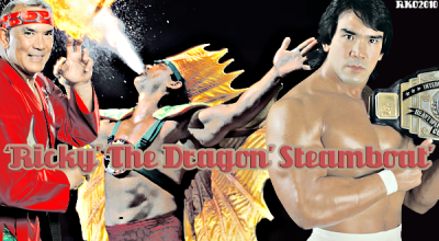 "Bio de Ricky ""The Dragon"" Steamboat"
