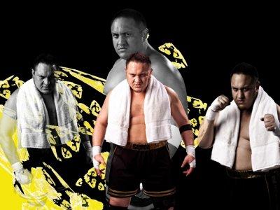 Bio de Samoa Joe