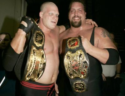 Kane and The Big Show