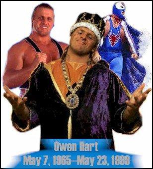 Bio d'Owen Hart