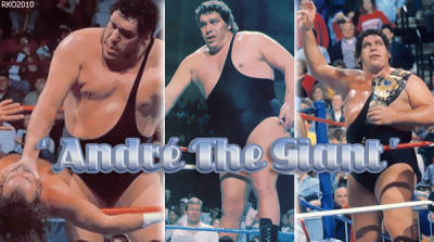 Bio d'André The Giant