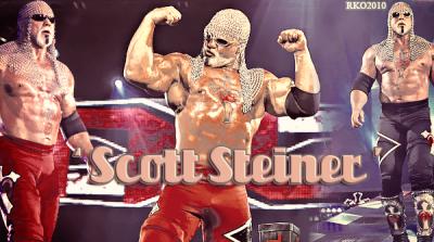Bio de Scott Steiner