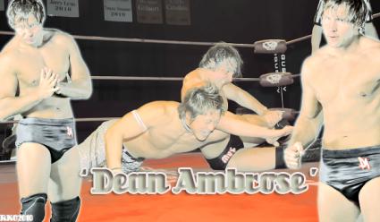 Bio de Dean Ambrose