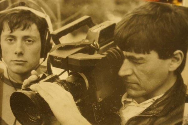 Patrick Denaud et Antoine de Maximy Liban 1983