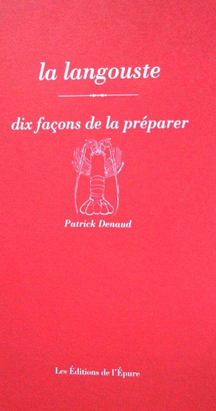 Patrick Denaud-Livre.