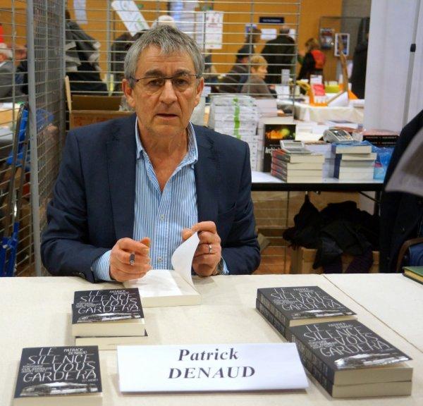 Patrick Denaud au salon du livre