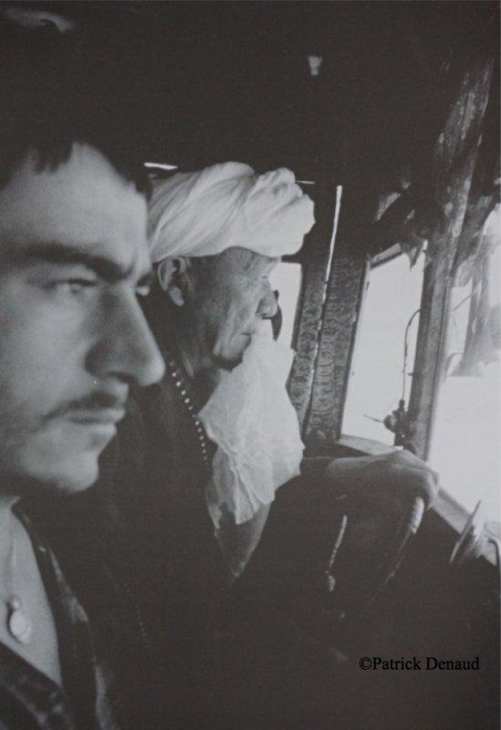 Patrick Denaud. Afghanistan