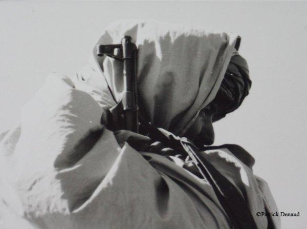 Patrick Denaud, Afghanistan.