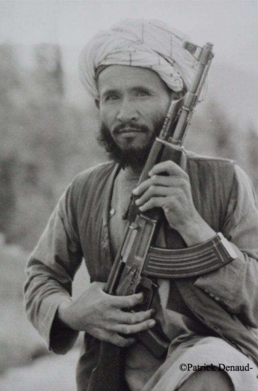 Patrick Denaud Afghanistan.