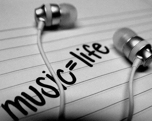"""""""La musique, c'est du bruit qui pense."""" - Victor Hugo"""