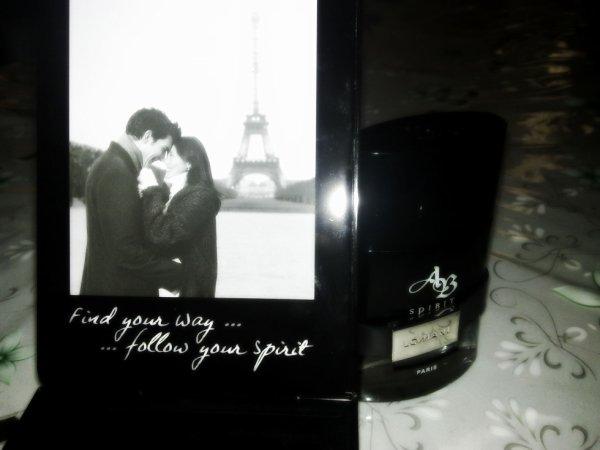 « Les souvenirs doivent avoir un parfum sec. »