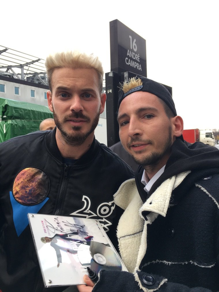 Promo My Way - Matt Pokora - 13/12/2016