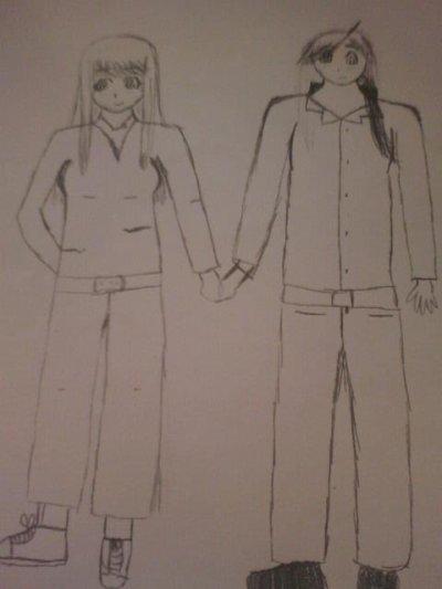 mes dessins suite 5