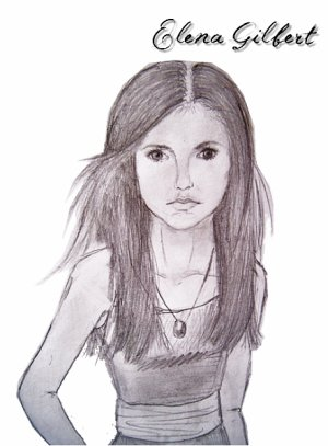 Articles de avenue creation tagg s vampire diaries - Vampire diaries dessin ...
