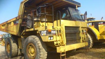 Cat 769D