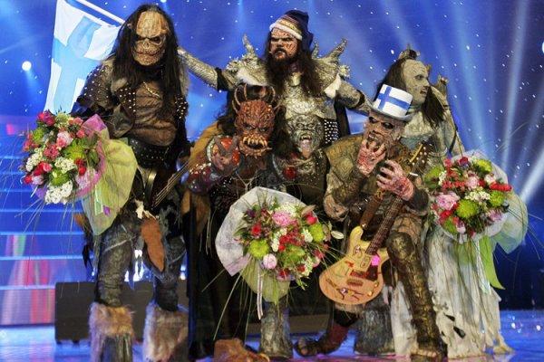 Victoire au Concours Eurovision de la chanson en 2006