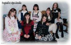Poupinell et crêpes dentelles: Première association Gothic-Lolita de Bretagne