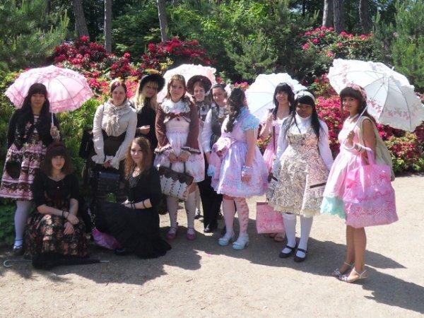 Meeting du 7 Mai au parc Floral
