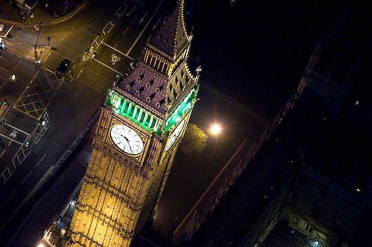Le Départ pour Londres