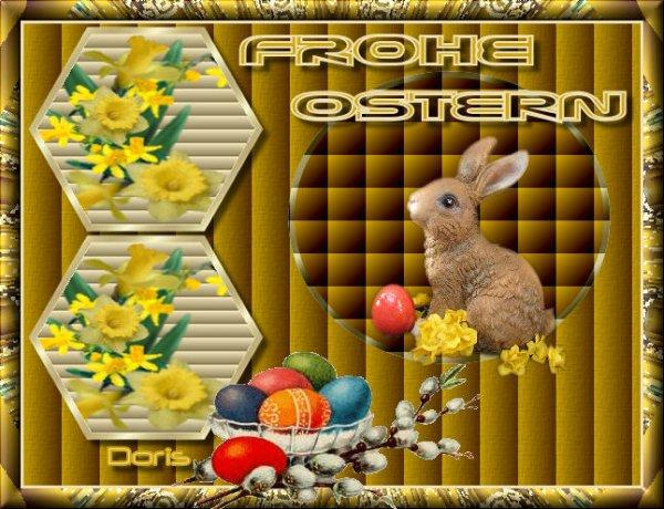 Für alle meine Freunde ein frohes Osterfest