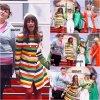 leamichelle __25 AVRIL _____de nouvelles photos sont disponibles sur le tournage pour un nouvel épisode de Glee.   lea michelle