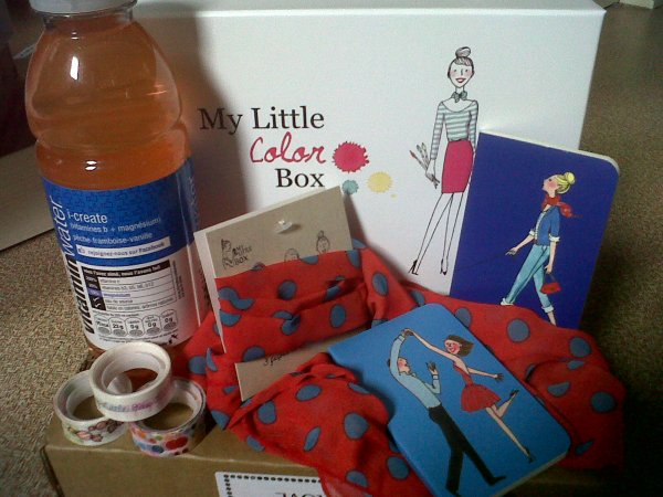 ~ My Little Color Box ^^ ~