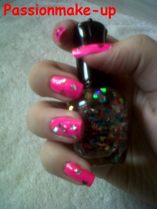 ~ Another tuto nail art ~
