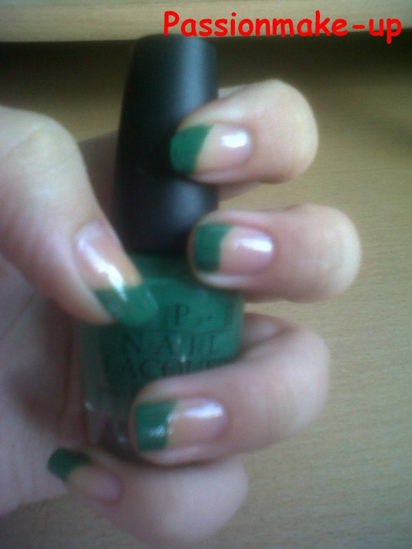 ~ Tuto nail art : Pastèque ~