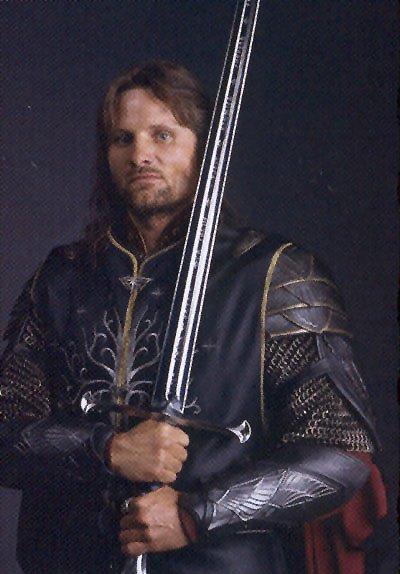 Aragorn Fils d'Arathorn