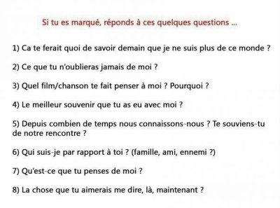 a vos claviers....^^
