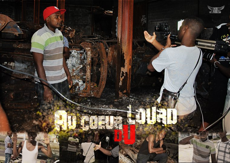 Au Coeur Du Lourd  / Au Coeur Du Lourd  (2012)
