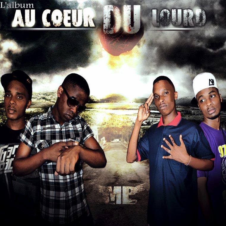 Au Coeur Du Lourd / Danger Criminel feat Hza & BonZ  (2012)