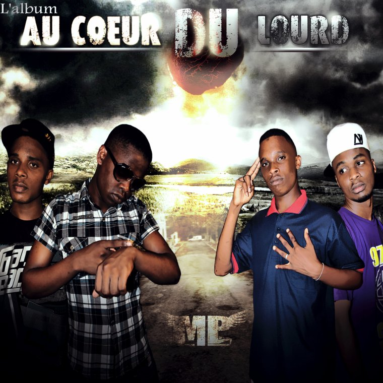 Au Coeur Du Lourd / Niveaux K-Dansé feat BonZ  (2012)