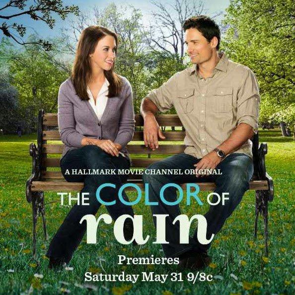 LES LUMIERES DE NOËL  The color of rain