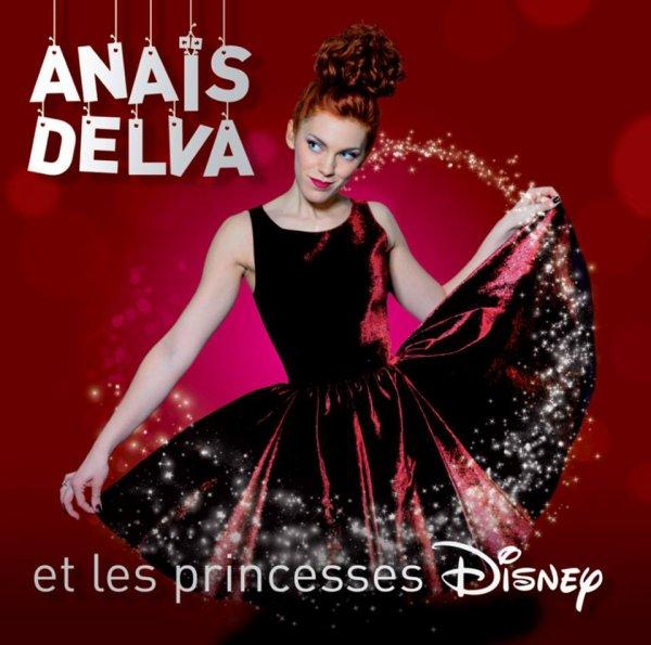 Anaïs Delva   sortir de  son album 100% Disney le 9 février 2015