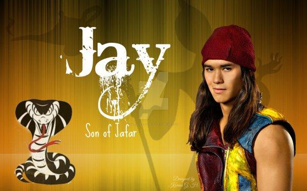 Jay, personnage dans  Descendants