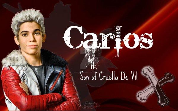 Carlos De Vil, personnage dans  Descendants